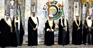 Gulf Cooperation Council Leaders