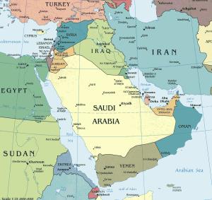 Arabian Peninsula.