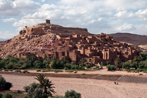 Grand Kasbah of A�t Benhaddou
