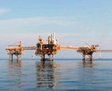 Mubarak Offshore Platform, United Arab Emirates