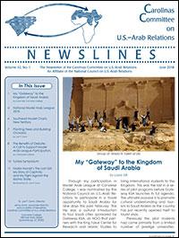 CCUSAR NEWSLINES Newsletter
