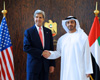 Secretary Kerry and Sheikh Abdullah bin Zayed bin Sultan Al Nahyan