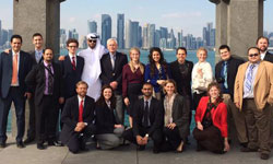 Qatar Exchange Fellowship